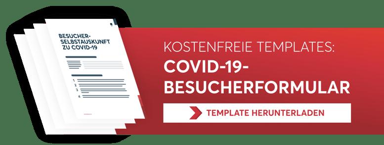 COVID-19-Besucherformular Image CTA
