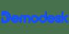 Demodesk Logo Hero Love Page