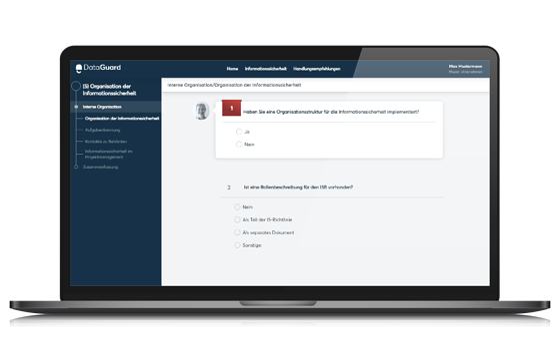 Digitale-Web-Plattform