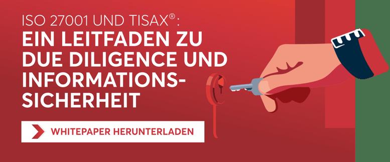 ISO 27001 UND TISAX Image CTA