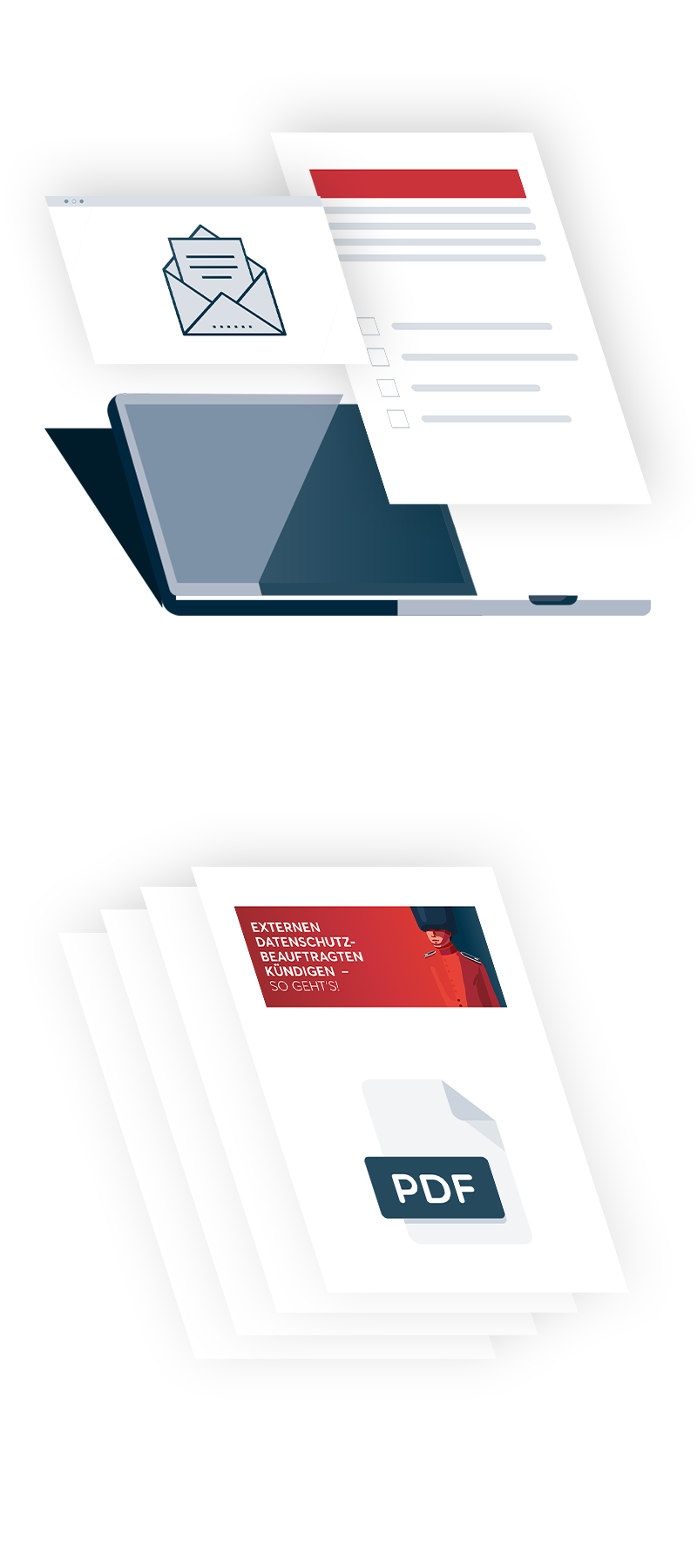 Kündigung des externen Datenschutzbeauftragten (inkl. Checkliste)